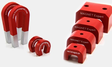 48mm diameter/wide magnets Horseshoe