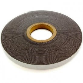 FerroFlex® 20mm Wide Ferrous Strip - 3M Self Adhesive / Coloured