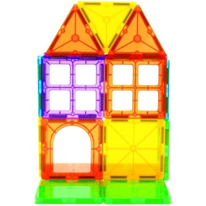 Fun with Magnets Magnetic Building Blocks - 40 piece set