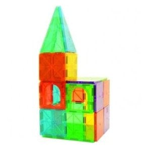 Fun with Magnets Magnetic Building Blocks - 60 piece set