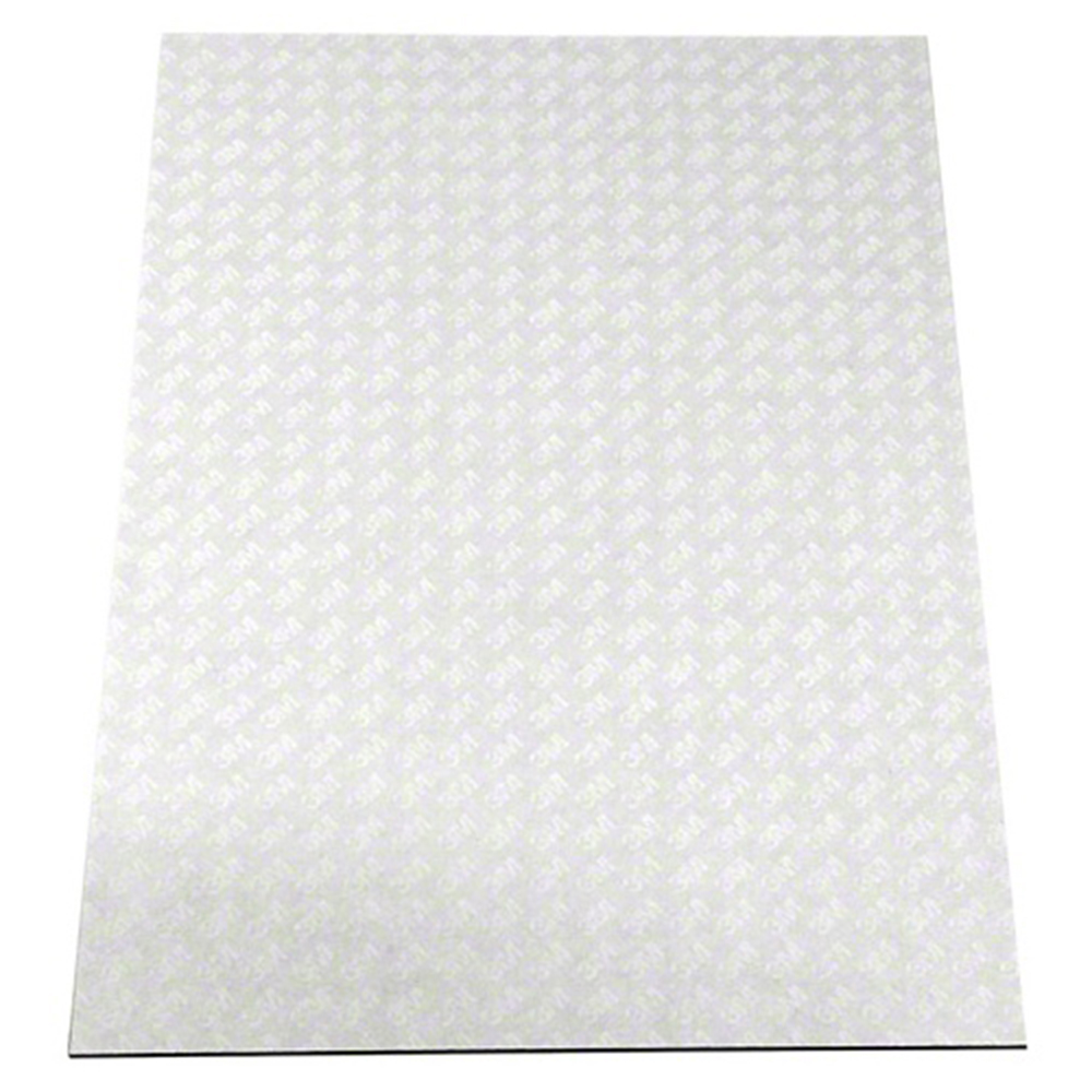 High Power 3m Self Adhesive Flexible A4 Magnetic Sheet