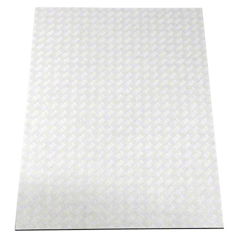 High Power 3m Self Adhesive Flexible A4 Magnetic Sheet