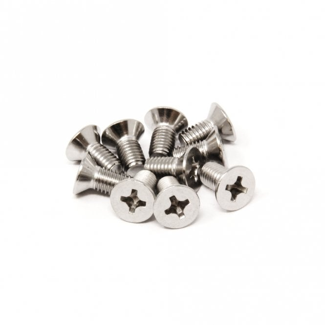 M10 x 20mm long Stainless Steel Screw