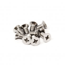 M10 x 20mm long Stainless Steel Screw (Pack of 10)
