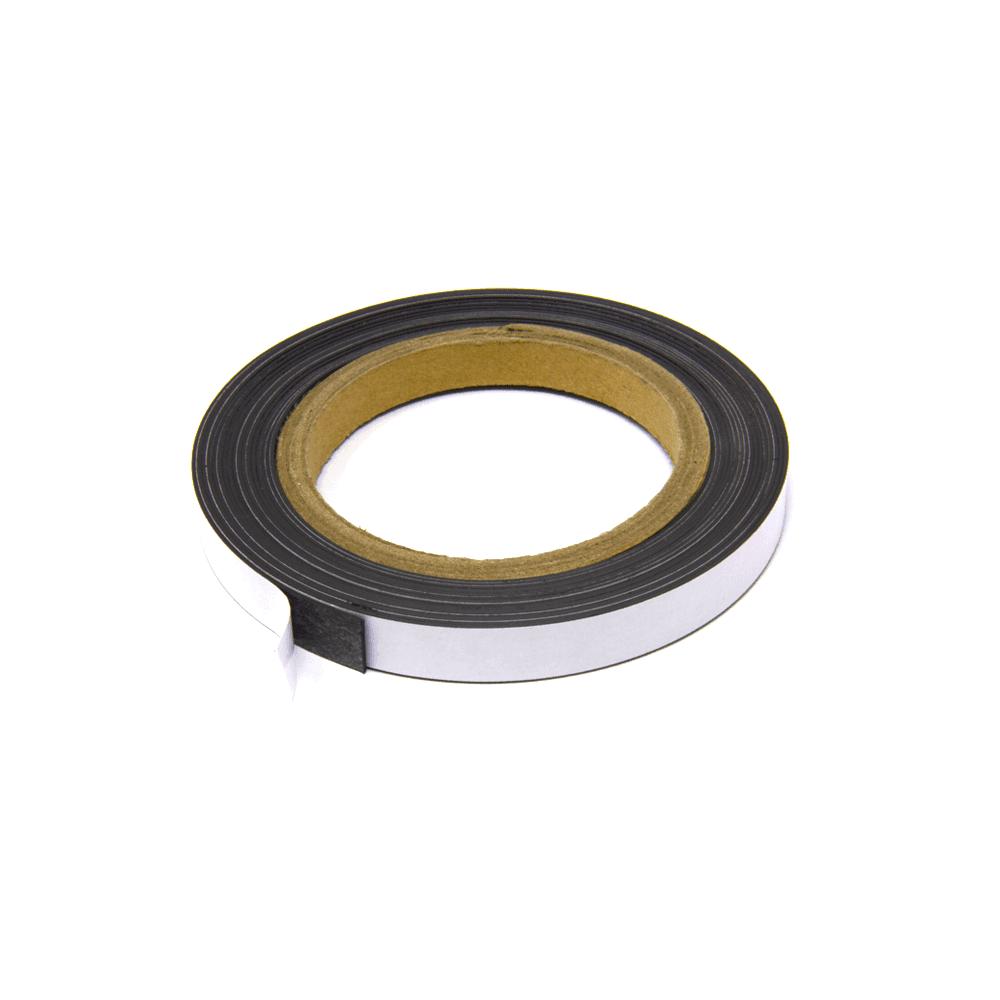 Gloss White /& Premium Self Adhesive SteelFlex/® 12.5mm Wide Steel Tape 2x 5 Metre Lengths