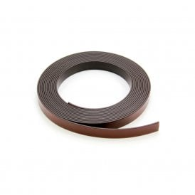 MagFlex® 12.7mm Wide Flexible Magnetic Tape - Premium Self Adhesive