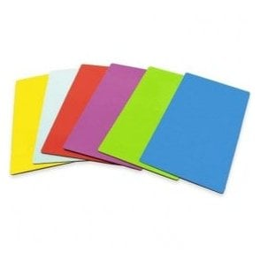 MagFlex® 140 x 80 x 0.85mm Flexible Magnetic Sheet with Gloss Dry-Wipe Surface