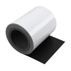 MagFlex® 150mm Wide Flexible Magnetic Sheet - Gloss White