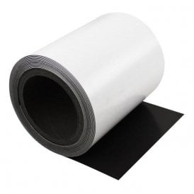 MagFlex® 150mm Wide Flexible Magnetic Sheet - Standard Self Adhesive (6x 5 Metre Lengths)