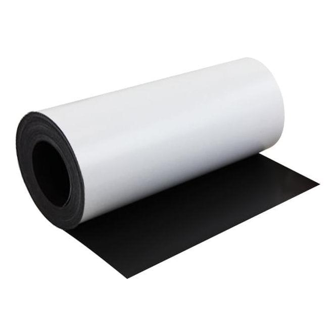 MagFlex® 300mm Wide Flexible Magnetic Sheet - Standard Self-Adhesive