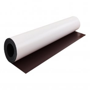 MagFlex® 590/620mm Wide Flexible Magnetic Sheet - Coloured