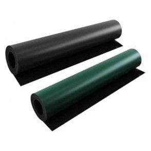 MagFlex® 600mm Wide Flexible Magnetic Sheet - Black/Green Chalkboard