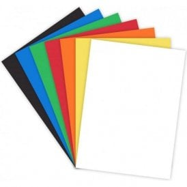 MagFlex® A4 Flexible Magnetic Sheet - Coloured