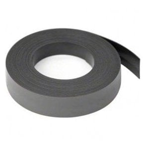 MagFlex® Lite 19mm Wide Flexible Magnetic Gridding Tape - Matt Black (20x 5 Metre Lengths)
