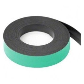 MagFlex® Lite 25mm Wide Flexible Magnetic Gridding Tape - Coloured