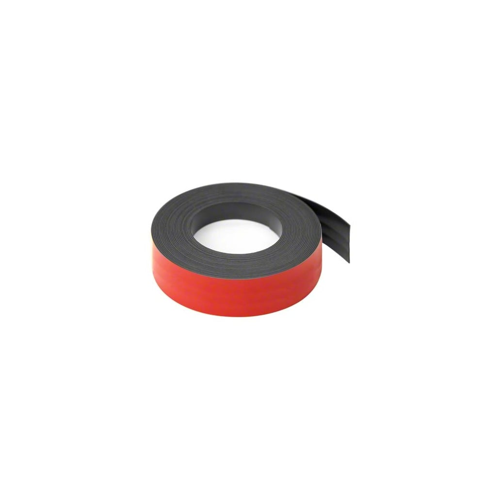 5 Metre Length Orange 19mm wide x 0.76mm thick Magnetic Gridding Tape