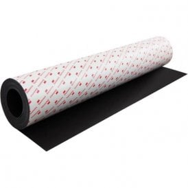 MagFlex® Lite 620mm Wide Flexible Magnetic Sheet - 3M Self Adhesive (1 Metre Length)