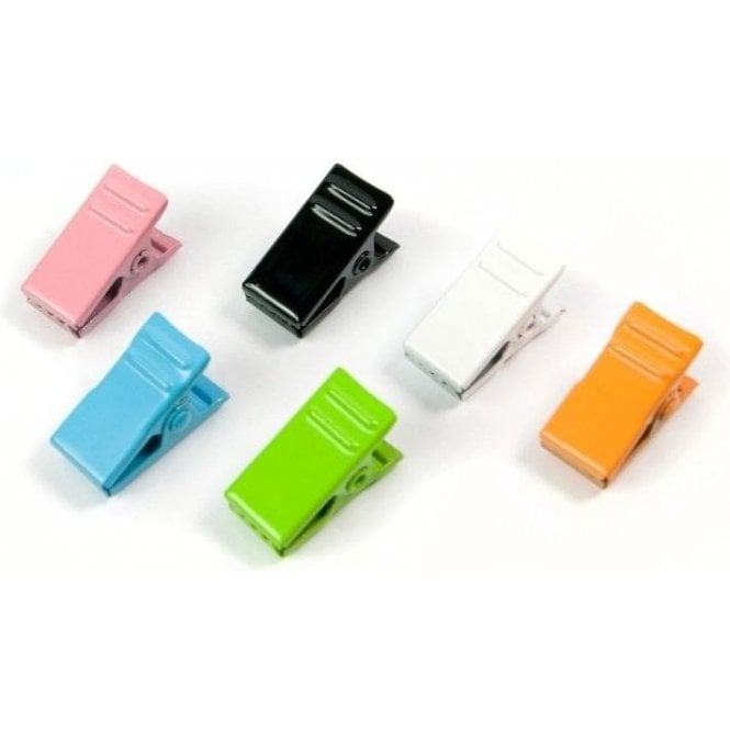 Magnetic Crocodile Clips - Assorted