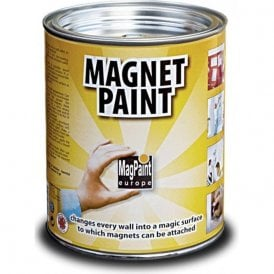 Magnetic Paint by MagPaint 0.5 litre (1sqm coverage) (Pack of 1)