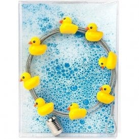 Magnetic Photo Wire with 8 Duck Magnets - 150cm
