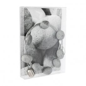 Magnetic Photo Wire with 8 Pebble Magnets - 150cm