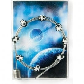 Magnetic Photo Wire with 8 Spaceman Magnets - 150cm