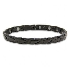 Magnets4 - Unisex Rare Earth Magnetic Bracelet with Fold-over Clasp – Nebula