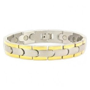 Magnets4 - Unisex Rare Earth Magnetic Bracelet with Fold-over Clasp – Velorum