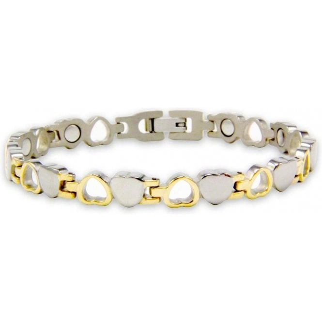 Magnets4 – Women's Rare Earth Magnetic Bracelet with Fold-over Clasp – Aurora