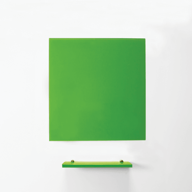 MagniPlan 600mm x 450mm Coloured Magnetic Glass Wipe Boards