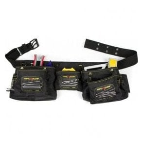 Magnogrip 12 Pocket Magnetic Carpenter Belt