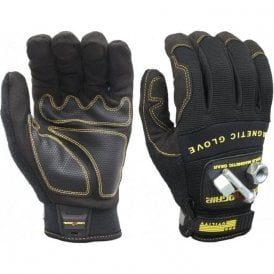 Magnogrip Pro Utility Touch Screen Magnetic Glove - M