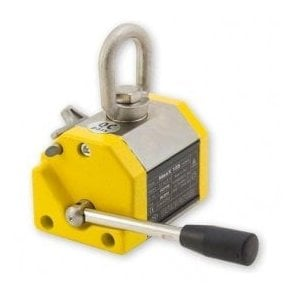 MaxX 125 Hand Controlled Lifting Magnet - 125kg safe working load (SWL)