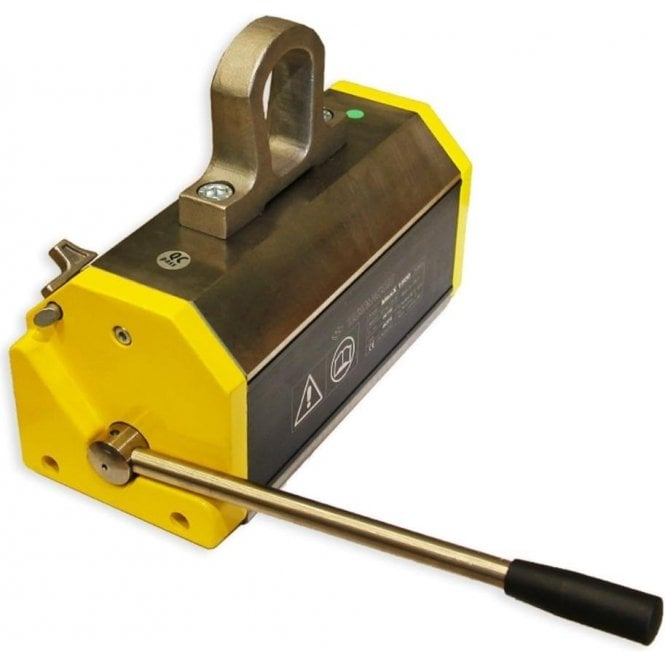 MaxX 1500 Hand Controlled Lifting Magnet - 1,500kg safe working load (SWL)