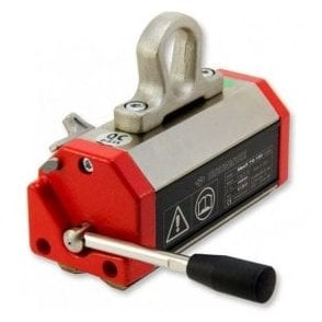 MaxX TG 150 Hand Controlled Lifting Magnet for Thin Gauge Loads - 150kg safe working load (SWL)