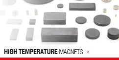 High Temperature Magnets