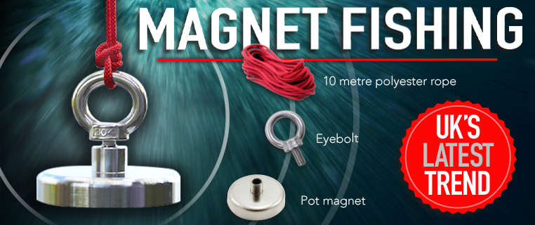 Magnet Fishing