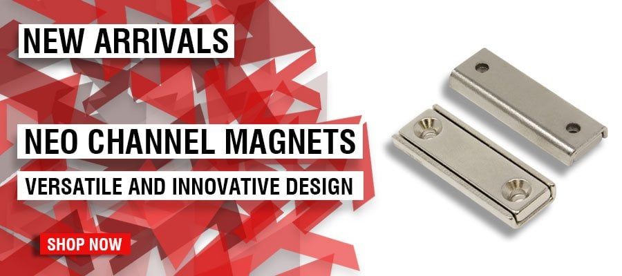 Neo Channel Magnets