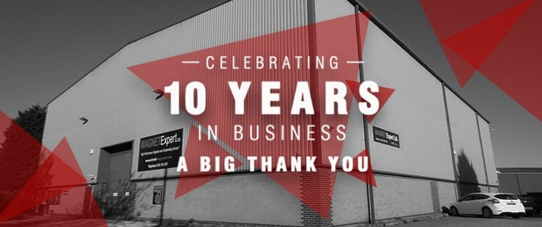 10 Year Anniversary Sale