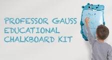 Professor Gauss Chalkboard Kits