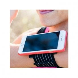OnYou magnetic iPhone® (6/6S) case and armband for sports, exercise and fitness
