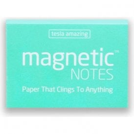 Tesla Amazing Magnetic Notes - 6 Colours (200 x 100mm)