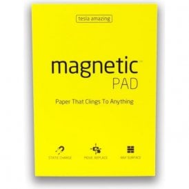 Tesla Amazing Magnetic A3 Pad - 3 Colours (297 x 420mm)