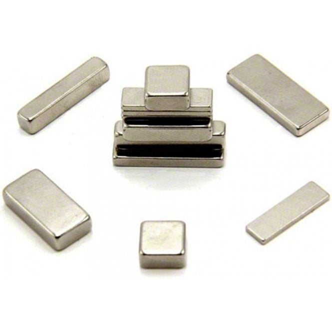 Rectangular Magnet Selection Pack (Pack of 12 magnets)