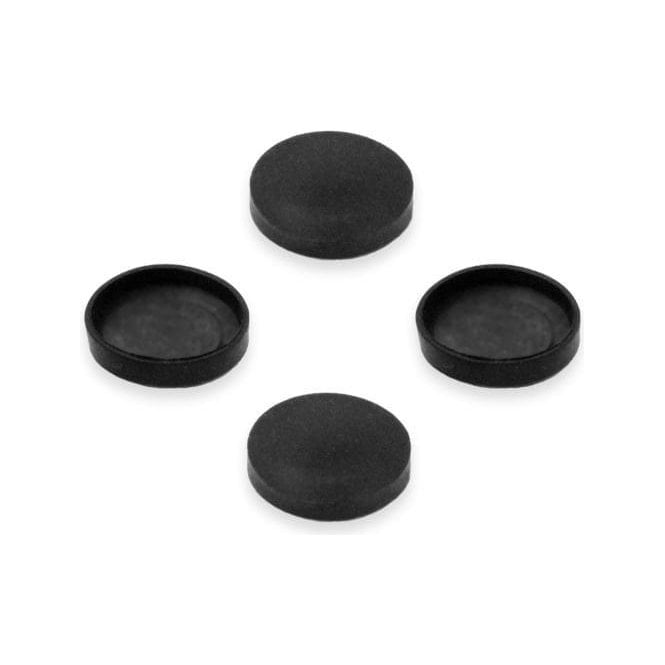 Rubber Cap Suitable for 16mm dia Magnets (17mm dia x 3mm high x 0.5mm thick)
