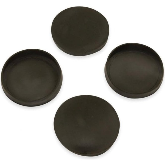 Rubber Cap Suitable for 40mm dia Magnets (41mm dia x 6mm high x 0.5mm thick)