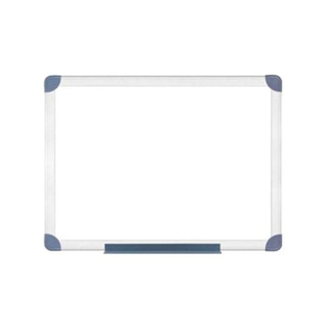 Small Drywipe Magnetic Whiteboard - Home & Office (600 x 450mm)