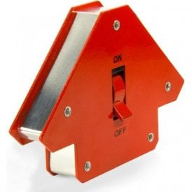 Small Switchable Multi-angle Welding Magnet (45° x 90° x 135°) - 13kg / 30lbs
