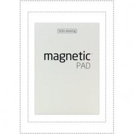 Tesla Amazing Magnetic A5 Pad - 3 Colours (148 x 210mm)