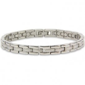 Unisex Rare Earth Magnetic Bracelet with Fold-over Clasp – Odyssey